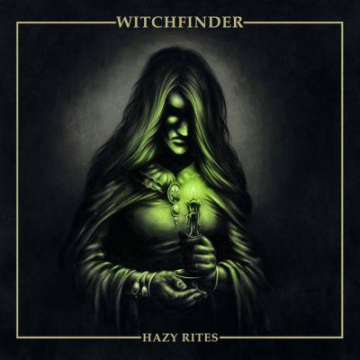 """WITCHFINDER: Lyric-Video vom """"Hazy Rites"""" Album"""
