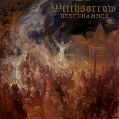 "WITCHSORROW: Neues Album ""Hexenhammer"""