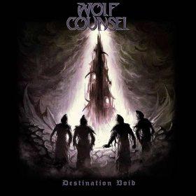 """WOLF COUNSEL: Lyric-Video vom """"Destination Void"""" Album"""