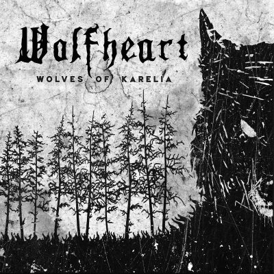 "WOLFHEART: Live-Video zum neuen Album ""Wolves of Karelia"""