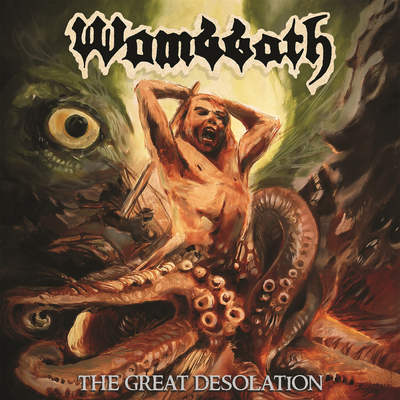 "WOMBBATH: Neues Album ""The Great Desolation"""