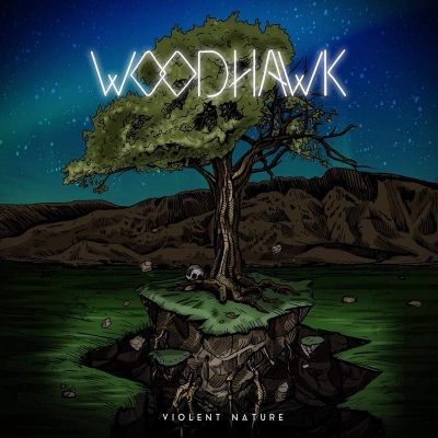 "WOODHAWK: Neues Stoner Rock Album ""Violent Nature"" aus Kanada"