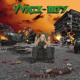 """WRECK-DEFY: zweite Single vom neuen Thrash Album """"Remnants of Pain"""""""