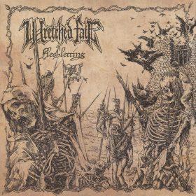 "WRETCHED FATE: Schwedisches Death Metal Album ""Fleshletting"""