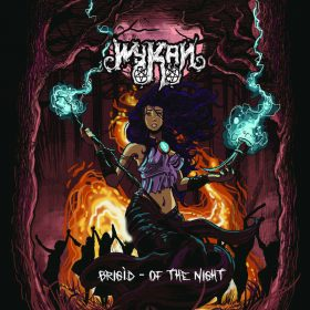 """WYKAN: Weiterer Track von der """"Brigid: Of The Night"""" EP"""