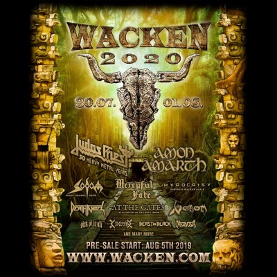 "WACKEN OPEN AIR 2020:  UDO DIRKSCHNEIDER spielt das ACCEPT-Album ""Metal Heart"""