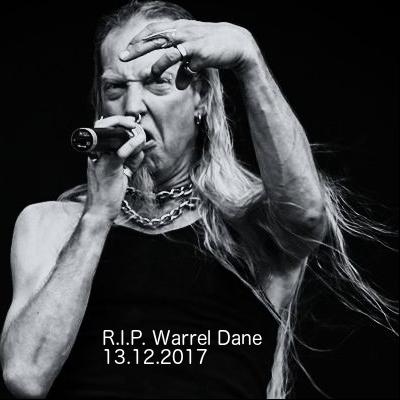 NEVERMORE: WARREL DANE ist tot