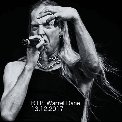 NEVERMORE: WARREL DANE ist tot