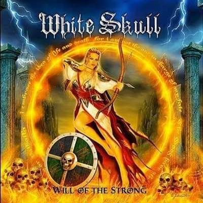 "WHITE SKULL: Video-Clip vom ""Will of the Strong""-Album"