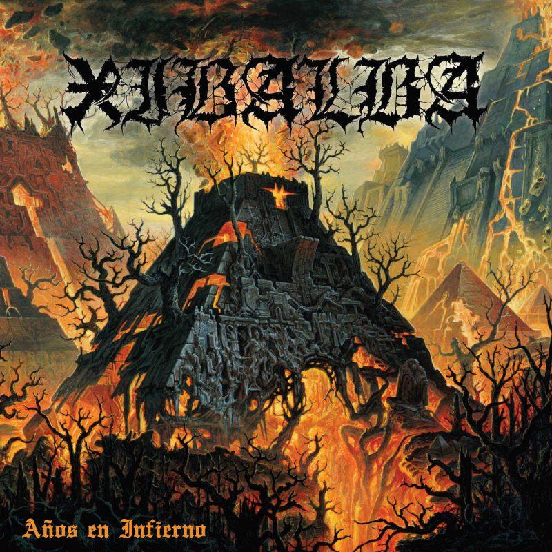 """XIBALBA: neues Death Metal / Hardcore Album """"Años en infierno"""""""