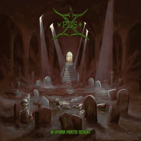 "XPUS: neues Black / Death Metal Album ""In Umbra Mortis Sedent"" aus Bergamo"