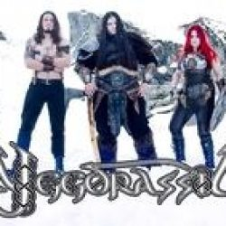 "YGGDRASSIL: Lyric-Video zu ""Yuletide"""