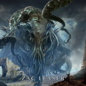 "ZAC LEASER: weiterer Track vom Technical / Melodic Death Metal Album ""The Arising"""