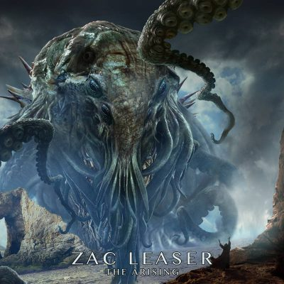 """ZAC LEASER: weiterer Track vom Technical / Melodic Death Metal Album """"The Arising"""""""
