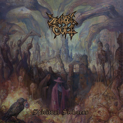 "ZEALOT CULT: Album-Premiere mit ""Spiritual Sickness"""