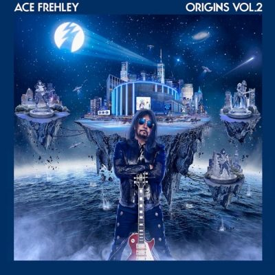 "ACE FREHLEY: veröffentlicht BEATLES-Coverversion vom ""Origins Vol. 2""-Album"