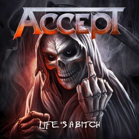 "ACCEPT: Single ""Life's A Bitch"" auf 7″ Vinyl"