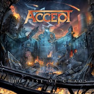 "ACCEPT: Titelsong von ""The Rise Of Chaos"" im Netz"