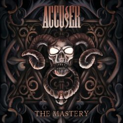accuser the mastery CD LP Cover