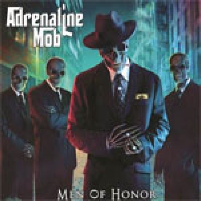 "ADRENALINE MOB: weiterer Song von ""Men Of Honor"""