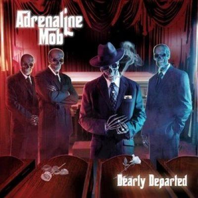 ADRENALINE MOB: Bunt gemischte EP erscheint am 10.2.