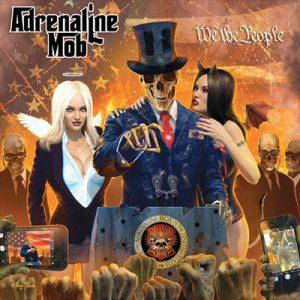 "ADRENALINE MOB: neues Album ""We The People"""