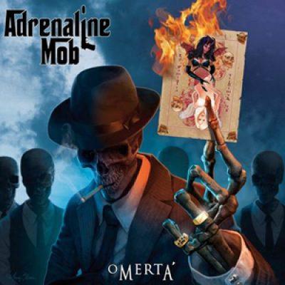 ADRENALINE MOB: Songs von ´Omertá´ online