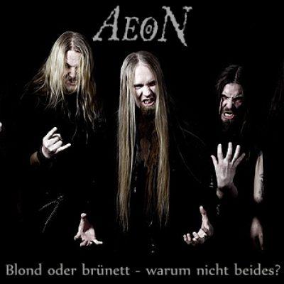 AEON: Blond oder brünett – warum nicht beides?