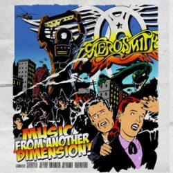 AEROSMITH: neues Album ´Music From Another Dimension´