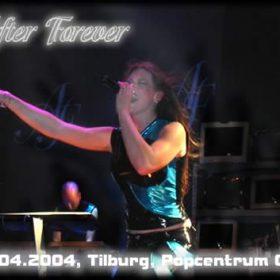 AFTER FOREVER: Tilburg/NL, Popcentrum 013, 17.04.2004