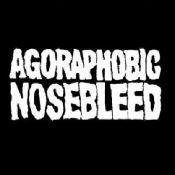 AGORAPHOBIC NOSEBLEED: Split mit APARTMENT 213