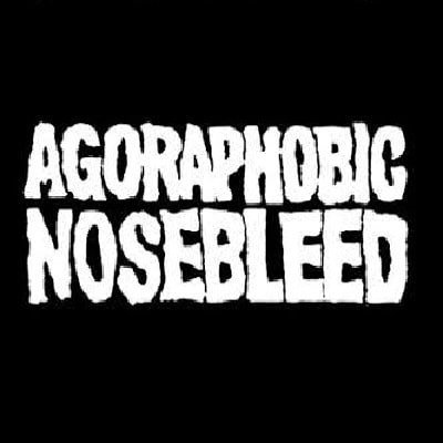 "AGORAPHOBIC NOSEBLEED: 100-Song-3""-CD und 7-Inches"