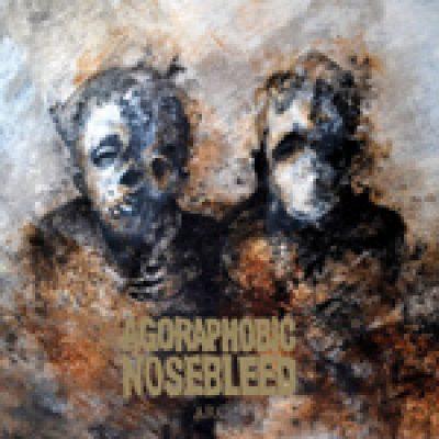 "AGORAPHOBIC NOSEBLEED:  EP ""Arc"" als Stream"