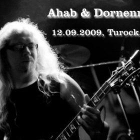 AHAB und DORNENREICH am 12. September 2009 im Turock, Essen