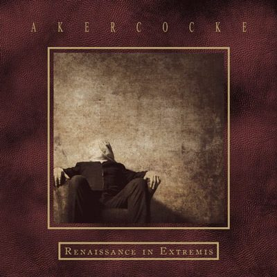 akercocke renaissance in extremis CD Cover