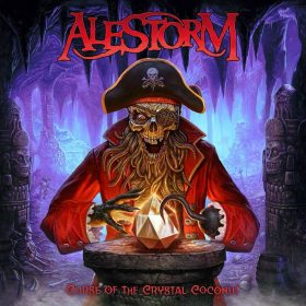 "ALESTORM: erster Song vom neuen Album ""Curse of the Crystal Coconut"""