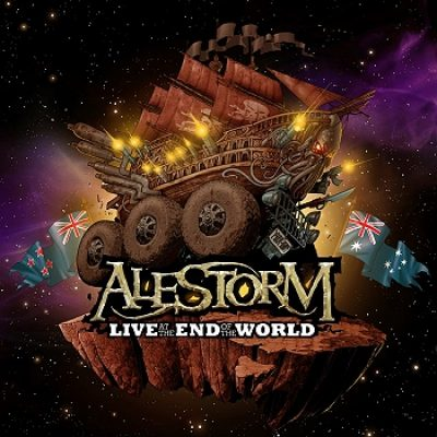 "ALESTORM: Trailer zu  ""Live At The End Of The World"""