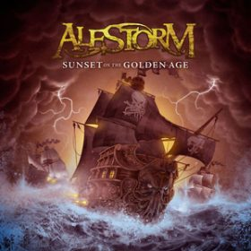 "ALESTORM: Teaser zu  ""Sunset on the Golden Age"""