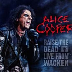 "ALICE COOPER:  Clip von ""Live From Wacken Open Air 2013"" online"