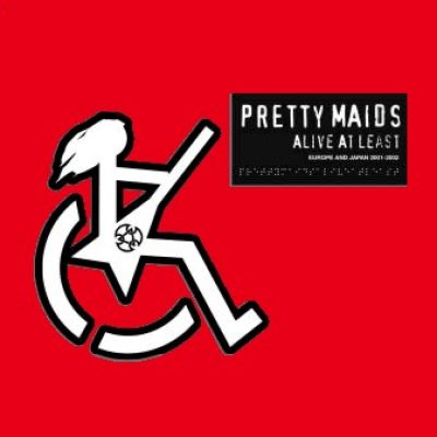 PRETTY MAIDS: Live at Least