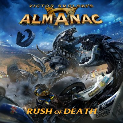 "ALMANAC: dritter Song vom neuen Album ""Rush Of Death"""