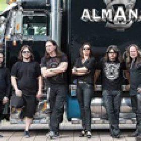 ALMANAC: Vertrag bei Nuclear Blast