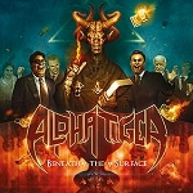"ALPHA TIGER: Live-Video zu ""Beneath The Surface"""