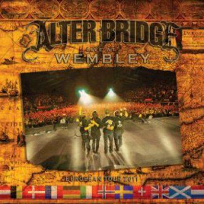 ALTER BRIDGE: ´Live at Wembey´ auf DVD & Blu-ray