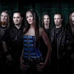AMBERIAN DAWN: arbeiten mit neuem Bassisten an neuem Album