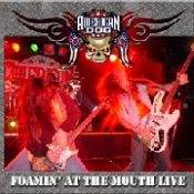 AMERICAN DOG: Foamin` At The Mouth Live (US-Import)