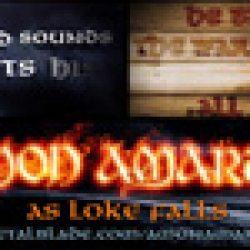 AMON AMARTH: neues Video & Tour