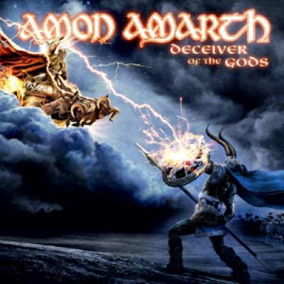 "AMON AMARTH: ""Deceiver Of The Gods"" – Song ""Father Of The Wolf"" im Stream"