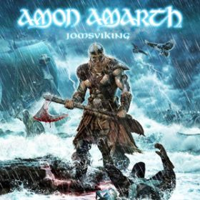 "AMON AMARTH: Song vom neuen Album ""Jomsviking"""