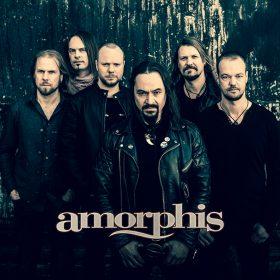"AMORPHIS: Livevideo von ""Her Alone"""